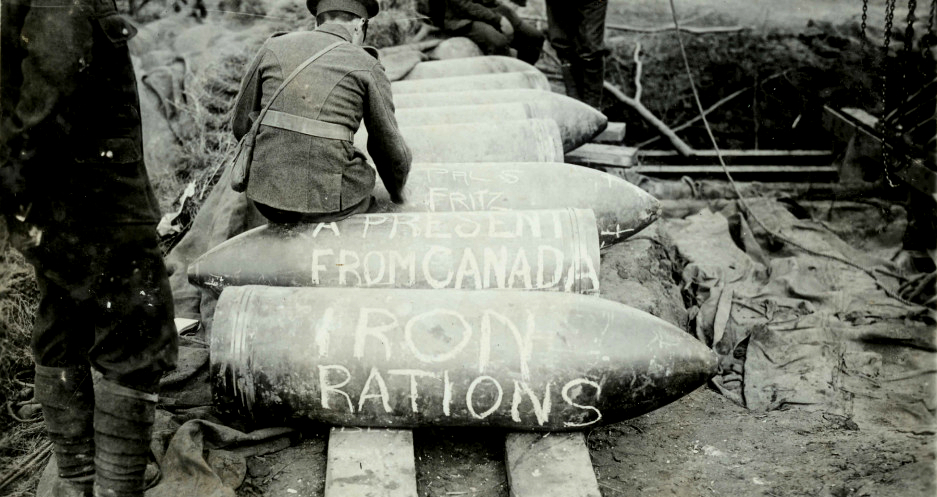 Canadian iron rations